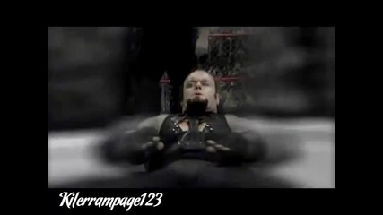 Undertaker`s Time for Destruction