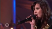 Demi Lovato - All I Want For Christmas Is You Live