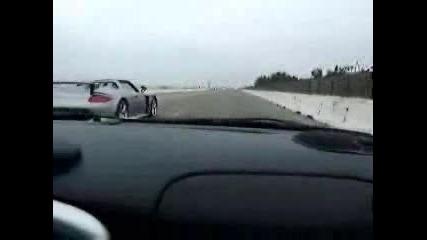 Porsche Evo Gt700 Vs Porsche Carrera Gt