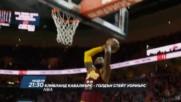 Баскетбол: Кливланд Кавалиърс – Голдън Стейт Уориърс на 25 декeмври по DIEMA SPORT 2