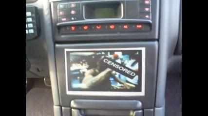 Renault Laguna Dvd