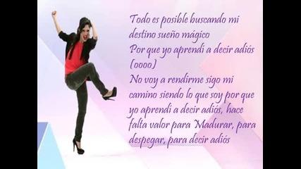 Violetta 3 - Aprendi a decir adiоs