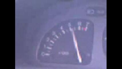 Ford Fiesta Дава Газ