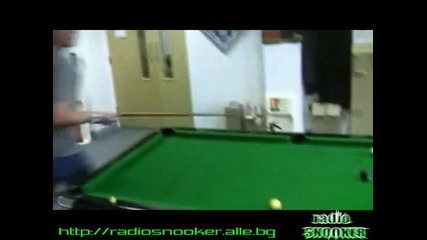 Ronnie O Sullivan takes the Rileys All Star Pool Challenge