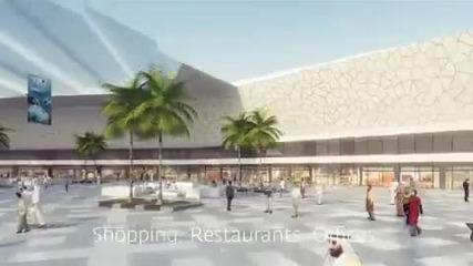 Красота! Невероятните стадиони за световното първенство в Катар през 2022