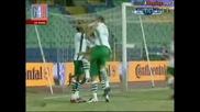 Бълагария - Черна Гора : 4 - 1 Вторият гол
