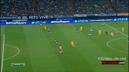 Шалке 04 - Реал Мадрид 1-6 26/2/2014