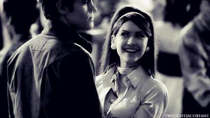 Сърцето ще продължи напред! • Stefan & Elena • ( The Vampire Diaries )