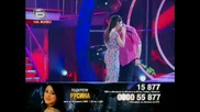 Music Idol 3: Балкански коцерт - Изпълнението На Русина! (13.04.09)