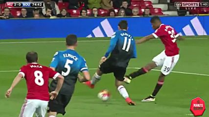 Highlights: Manchester United - Afc Bournemouth 17/05/2016