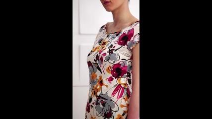 boote - Къса рокля Виола (5)