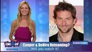 Bradley Cooper & Robert De Niro Reteaming For The Silver Linings Playbook