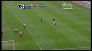 Манчестър Юнайтед 2 - 1 Съндърланд Македа Гол *hq*