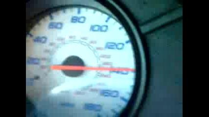 Най-бързата Toyota Supra в България - Отсечка Атия - Созопол