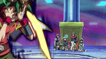 Yu-gi-oh Arc-v Episode 135 English Subbedat