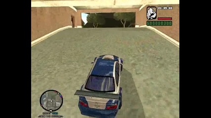 [fsg]dumbass[pkd] And 3a[e]ka drift in gta sa:mp