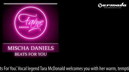 Mischa Daniels Tara Mcdonald - Beats For You No Id Remix Fame037