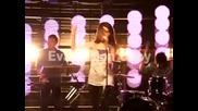 Selena Gomez & The Scene Kiss & Tell ( Зад Кадър ) Част 1