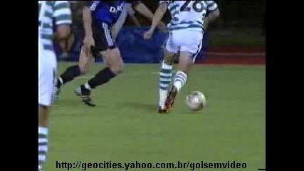 C. Ronaldo - Sporting Clube Brujas