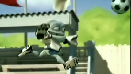 Crazy Frog - We Are The Champions [ Ding a Dang Dong ]