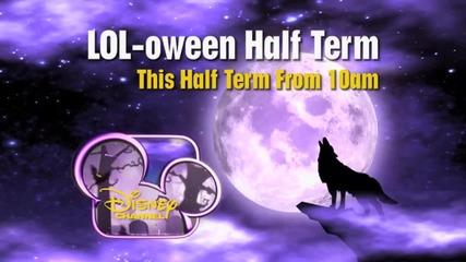 Lol-oween this Half-term on Disney Channel!
