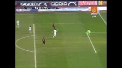 01.02 Лацио - Милан 0:3 Кака Гол