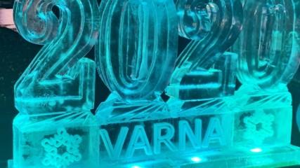 Зима във Варна 2019/2020 год.