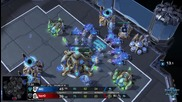 Mc vs. Hero - (pvp) - Game 1 - Ro16 - Wcs Global Finals 2014 - Starcraft 2 (hd)