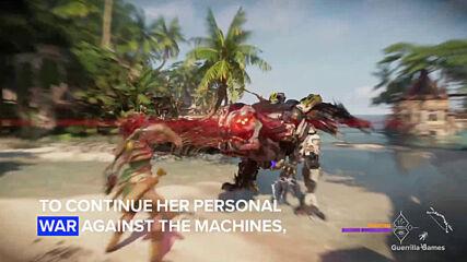 'Horizon Forbidden West' shows first gameplay