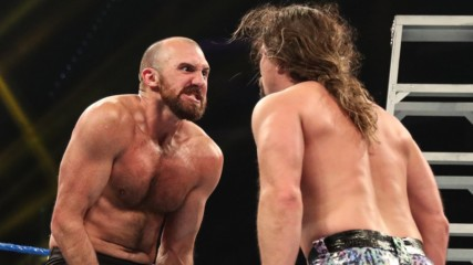 Oney Lorcan & Danny Burch vs. The Brian Kendrick & Ariya Daivari – No Disqualification Match: WWE 205 Live, Feb. 21, 2