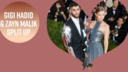 Gigi Hadid and Zayn Malik call it quits after 2 years