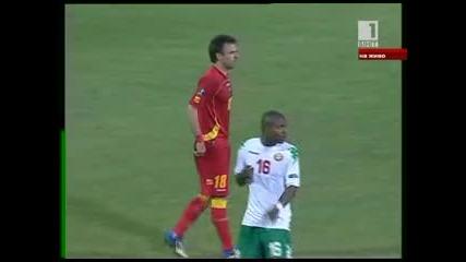 Черна Гора-българия второ полувреме част 1
