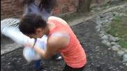 Бой с възглавници