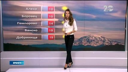 Прогноза за времето (06.11.2014 - обедна)