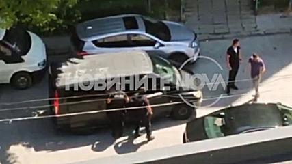 Акцията срещу наркогрупата на Радо Ланеца в Пловдив