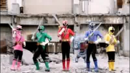 Power Rangers - Samurai Trailer Official