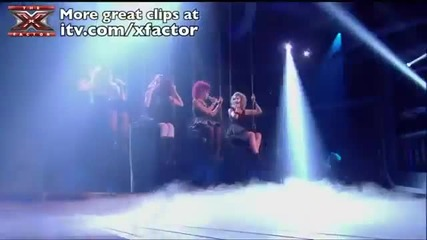Little Mix - Et - The X Factor 2011 [live Show 4]