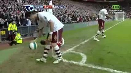 Cristiano Ronaldo ~ Skills in Hd vs Arsenal