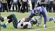 New York Giants Star Reportedly Hid Firework Injury