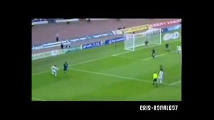 Cristiano Ronaldo - Freestyle