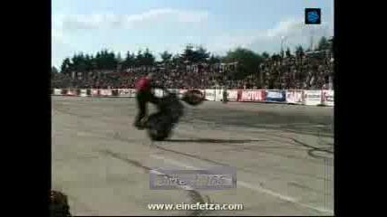 Burns Day 2004 Stunt Show