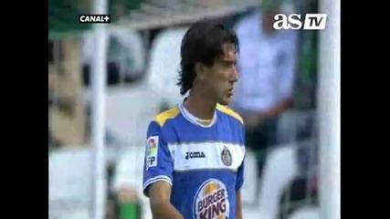 Racing Santander 0 - 1 Getafe