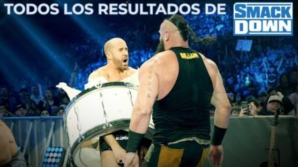 REVIVE SmackDown en 4 (MINUTOS): WWE Ahora, Feb 21, 2020