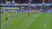 Андер Ерера се разписа за 2:0 в полза на Манчестър Юнайтед срещу Евертън