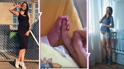 Луиза Григорова стана майка за първи път! Избра нетрадиционно име за сина си
