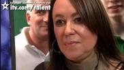 12 год. Роналд срази Публиката - Великобритания Търси Талант !!