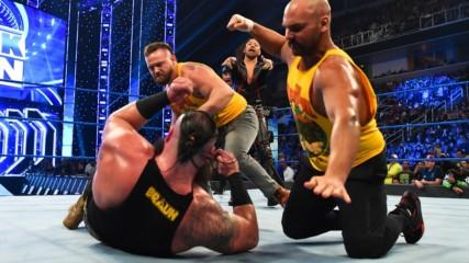 Shinsuke Nakamura fires back at Braun Strowman: SmackDown, Feb. 7, 2020