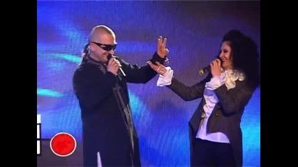 Мариана Попова и Дони - Замълчи, замълчи (live)
