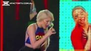 Joelle - True Love - The X Factor Australia 2013
