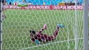 24.06.14 Италия - Уругвай 0:1 *световно първенство Бразилия 2014 *